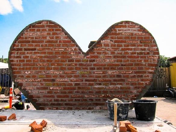 Kan man bygge it med kærlighed?